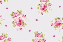 Floral Papers / Beğendiğim desenleri paylaştığım bir pano