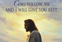 Come, Follow me, Jesus, I will give you Rest.❤️ / Come, let us follow him (Jesus), for only he can give us Rest.