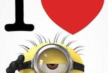 I love Minions ❤️ / Bello! Banana ❤️