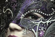 maska - škraboška