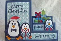Penguins and Reindeer / cards