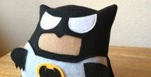 Etsy Exclusive / Amazing handmade plush only available in the Throwboy Etsy Exclusive shop!