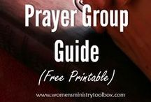 Prayer Tips & Ideas / Prayer tips and ideas for your Women's Ministry. Free printable verses. Prayer prompts.