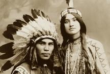Native American Ancestry / by Carolyn Burkett~*~cab
