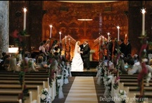Weddings NorthWestern College Chapel, St Paul, MN / Photography by: DelightPhotography.com