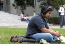 More Music, Less Pain?  / Studies have shown that music is a powerful pain reliever. Check out these articles for more information.