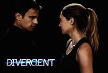 Divergent Trilogy / DIVERGENT : 21 march 2014 INSURGENT : 20 march 2015 ALLEGIANT PART 1 : 18 march 2016 ALLEGIANT PART 2 : 24 march 2017