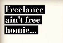 Freelance Sparks / This board is all about the wonderful (right?) world of freelancing :)