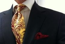 The Elements of Style / Possibilities and variation in the wardrobe of a sophisticated gentleman