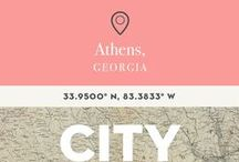 We Love Athens! / Our headquarters are located in Bogart, GA, which is about 5 miles from downtown Athens, GA. Athens is home to the University of Georgia, famous rock musicians, and a vibrant downtown atmosphere. Follow this board to discover our favorite things and hidden gems!