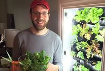 """hortiCULTURE Urban Gardening / """"Farm everywhere!""""  hortiCULTURE makes products and grows starter plants so you can grow fresh food anywhere in your home. / by hortiCULTURE"""
