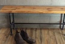 hortiCULTURE Furniture / Custom built furniture and reclaimed furniture available from hortiCULTURE Iowa. / by hortiCULTURE