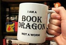 Books / Things for all those bookworms and dragons out there.