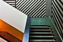 Escales. / Escales, Stairs. Escaleras.