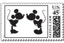 Love for stamps ♥