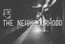 THE NBHD / Black and white no grey.  The Neighbourhood is my favorite band.   Saw them live : 19 November 2015 15 March 2016