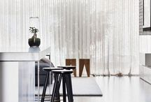 Sheer Curtains / Filtered light, texture, privacy and a focus internally in either bedrooms or living areas are properties of sheer curtains.   The form of a sheer drape whether it be pleated or Wave style gives movement and lightness and a sense of calmness to a space.  See a large range of both sheer curtains displays and suitable fabric swatches from local and international suppliers in our Sydney showroom. Visit www.mansours.com.au