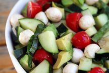 • Salads •