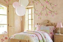 Bedroom Inspiration for Girls / Inspiration for teens