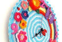 crochet - macramé  / una hora dedicada a tejer te alejara del psicologo