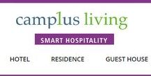 Home sweet Camplus / Camplus has residences, guest houses and hotels throughout Italy in major Italian cities, learn more at www.camplusliving.it