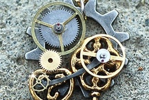 Steampunk Fiction / All Titles Can Be Found In The Teen Fiction Collection.