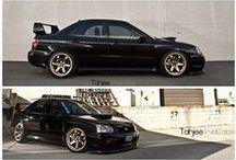 Subaru (BOOM BOOM PSHUUUUUR) / All Subaru All the Time! / by Jared Solomon