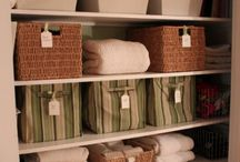 Organise / Ideas for an organised home