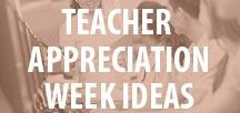 Teacher Appreciation Week / Join us as we celebrate the hard work and important contributions of teachers during National PTA's Teacher Appreciation Week.  Use these resources to personally thank teachers for making a positive impact on your life and the lives of children across the country. Visit PTA.org/ThankATeacher for more info.