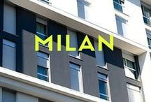 CAMPLUS - Milan / Dynamic, creative and the nerve centre of the industry and the financial italian market. It's Milan!  It's a #camplus city too: in Milan there are three Camplus university residences: Città Studi, Rubattino and Turro, which is also a hotel.   www.campluscollege.it