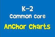 K-2 Anchor Charts