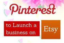 Pinterest & Etsy