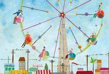 Orgel, Music Box, Musical Jewelry Box, 오르골, 뮤직박스,오르골보석함 / Musical Land Windup Music Box - Rotating Ferris Wheel, Eiffel Tower. Airplane, Merrygoround Music Box, Dancing Ballerina Musical Jewelry Box, 뮤지컬랜드 관람차 오르골, 에펠탑 오르골, 비행기 오르골, 회전목마 오르골, 돌하우스 오르골, 뮤직박스, 댄싱발레리나뮤지컬오르골보석함