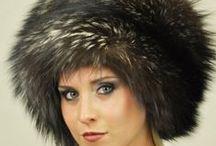 Cappelli pelliccia volpe