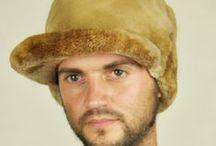 Cappelli pelliccia uomo