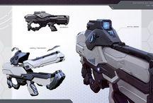 Guns and Gears / armi ed equipaggiamenti