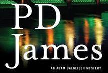 P.D. James / 1920-2014