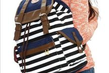 Backpacks // Рюкзаки / Any kinds of cute backpacks and professional backpacks for outdoor activity.