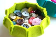 DIY Sewing Crafts / DIY crafts, sewing crafts ideas, easy sewing projects.