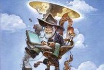 Terry Pratchett / 1948-2015