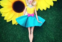 BARBIE HANDMADES BY PINK STAR / handmade outfits by PINK STAR