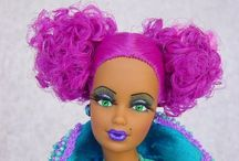 Ooak Dolls / amazing dolls customized, repainted, inked, transformed,