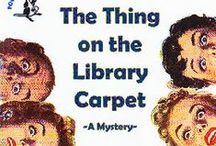 Library Humor / Because librarians laugh too ... quietly.