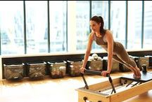 PILATES / Pilates  is a physical #fitness system developed in the early 20th century by Joseph Pilates. It is practiced worldwide, and especially in western countries such as Canada, the United States and the United Kingdom. As of 2005, there were 11 million people practicing the discipline regularly and 14,000 instructors in the United States.