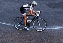 CYCLING / Cycling is a great way to see the world and stay in shape at the same time.