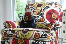Reupholster Ideas