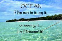The Ocean Is My Potion, I Need Vitamin Sea