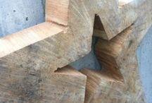 ♥ mooi van hout / by Linda Kuipers ♥ Vrolijk Spul ♥