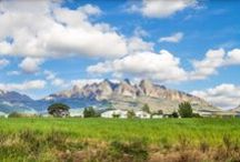 Wellington and its Beauty / Another Winelands Wonder in Western Cape, South Africa