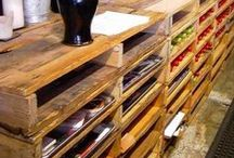 HOME Pallets & Wooden